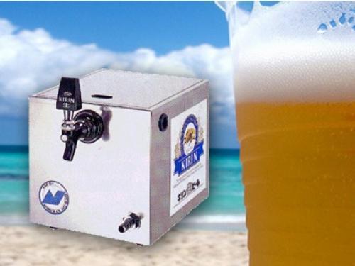 使い捨てシャンパンフルート価格:150円; [レンタル]ビールサーバー(樽以外一式)/